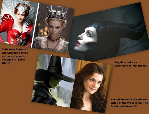 Disney's Evil Female Characters