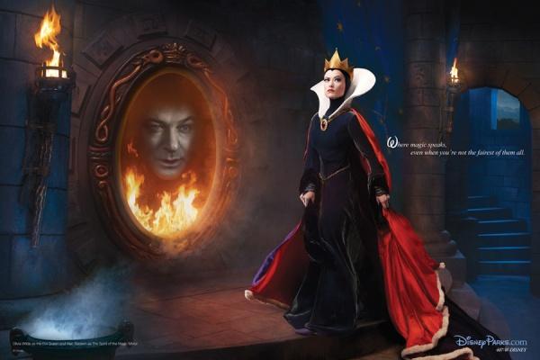 Disney_Mirror Mirror Olivia Wilde, Alec Baldwin