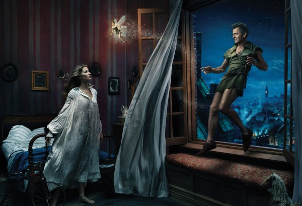 Disney_Peter Pan Mikhail Baryshnikov, Gisele Bundchen, Tina Fey