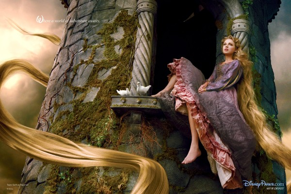 Disney_Rapunzel Taylor Swift