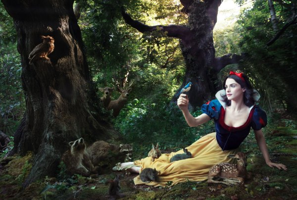 Disney_Snow White Rachel Weisz