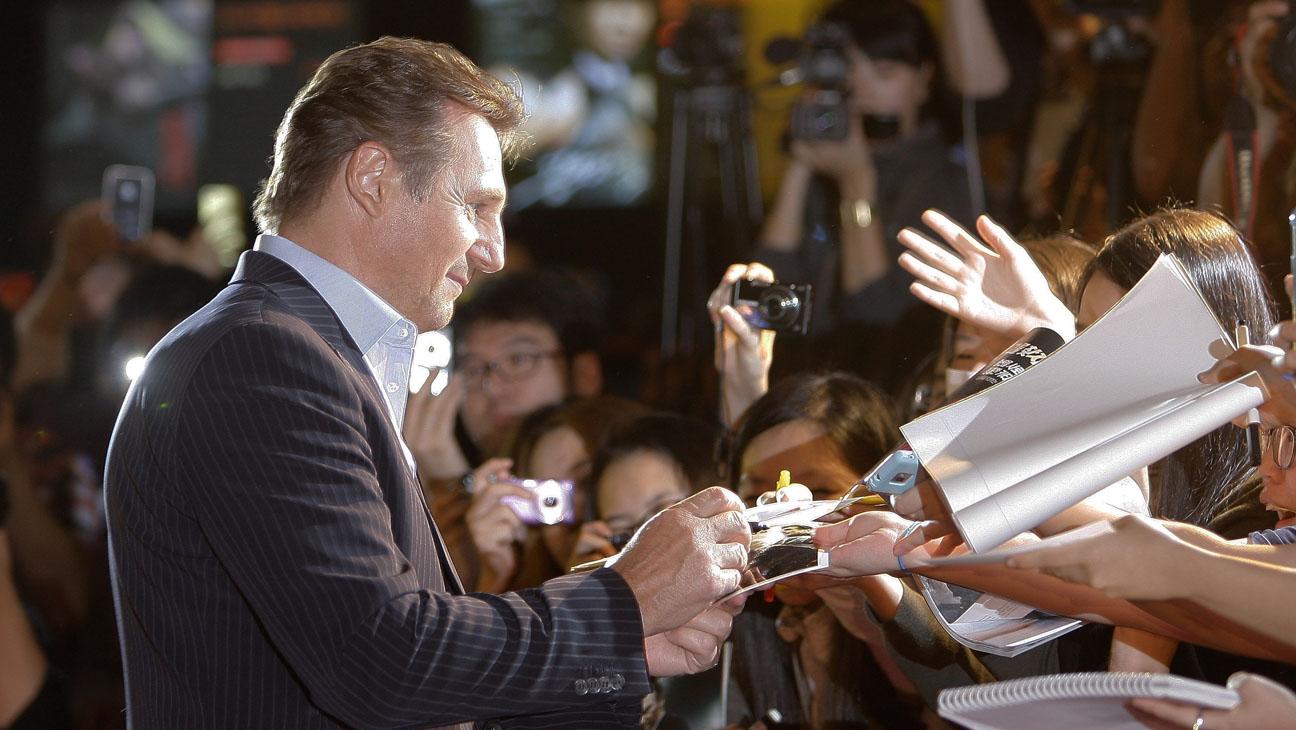'Taken 2' South Korea Premiere