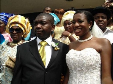 2. chika-ikes wedding-day