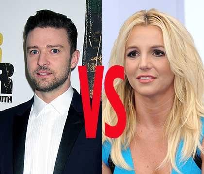 1. Britney-Justin