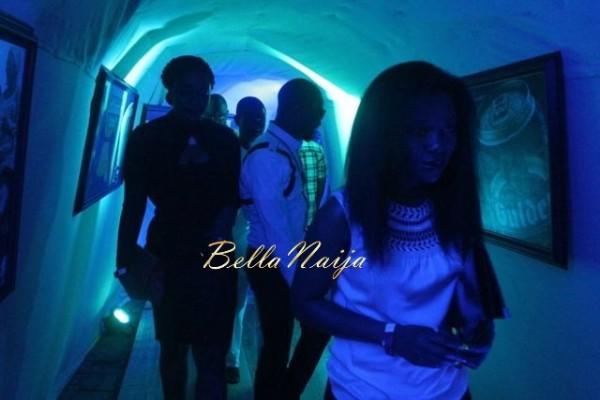 Dbanj-Genevieve-Nnaji-at-Club-Ultimate-December-2013-BellaNaija-032-600x400