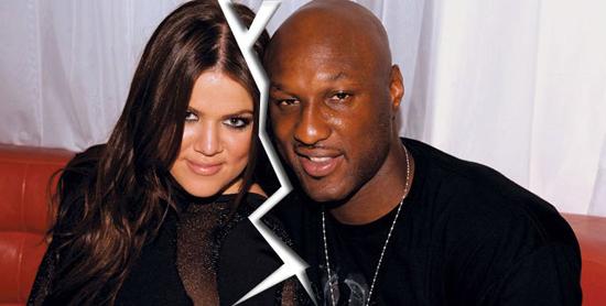 Khloe And Lamar Divorc...