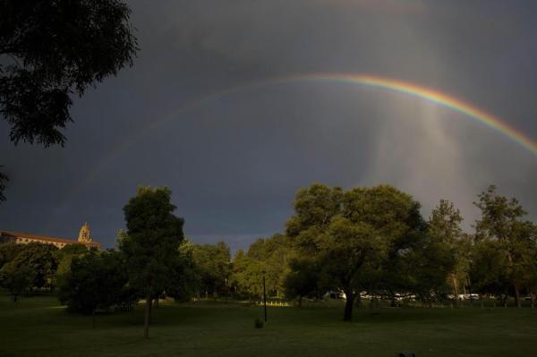 Mandela rainbow 1