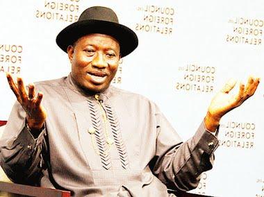 President Jonathan - iDempo's Blog