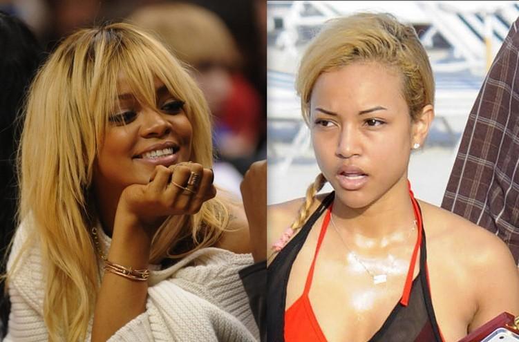 Karrueche Tran And Rihanna Physical Fight 23 | December |...