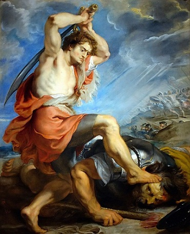 David-Slaying-Goliath-_Rubens-1630