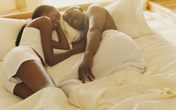Black-Couple-in-Bed-YNaija