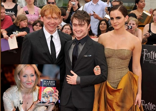 The 'Harry Potter' stars.