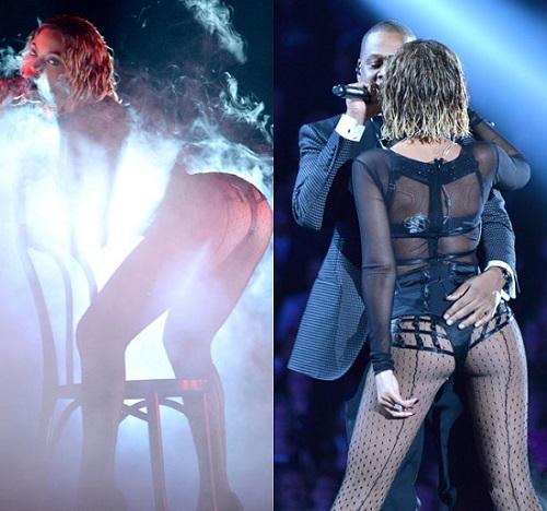 Beyonce grammys 2014 performance